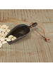 HomArt Brown Cast Iron Market Scoop - Set of 2