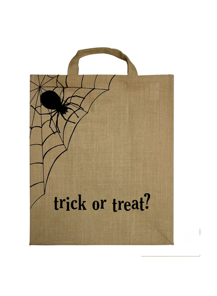 HomArt Spider Trick-Or-Treat Tote