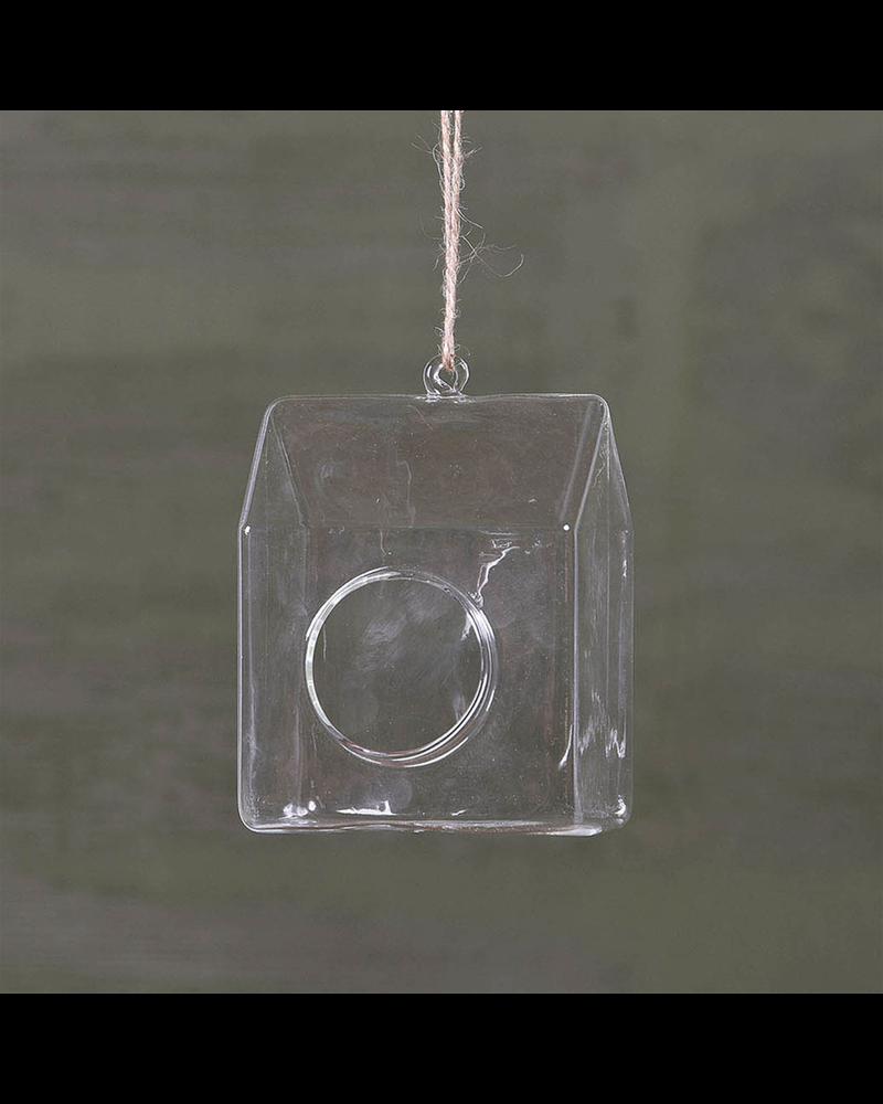 HomArt Medium Glass House Terrarium