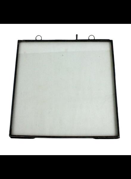 HomArt Pierre Wall Frame 8.5x8.5 - Zinc