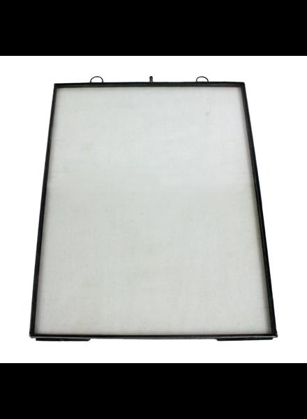 HomArt Pierre Wall Frame 8.5x11 - Vert - Zinc