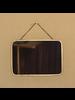 HomArt Estelle Mirror, Brass - Horizontal Rectangle