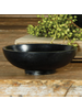 HomArt Dexter Soapstone Bowl - Sm - Black