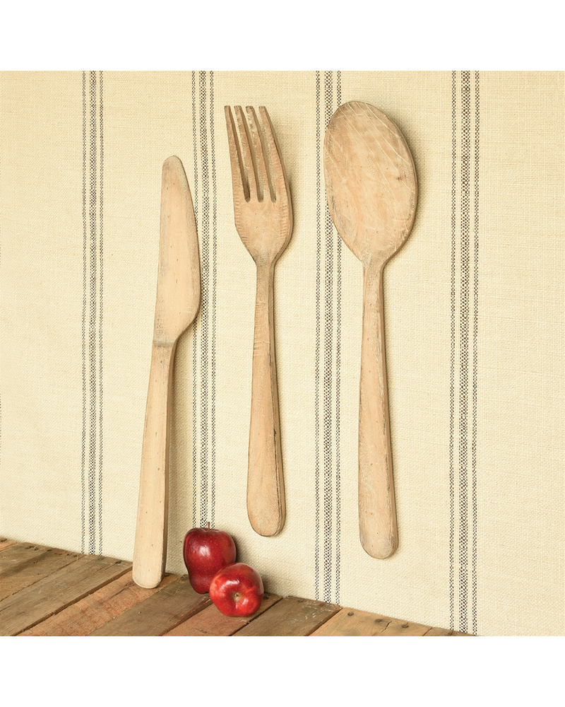 HomArt Fork, Knife & Spoon - Set of 3