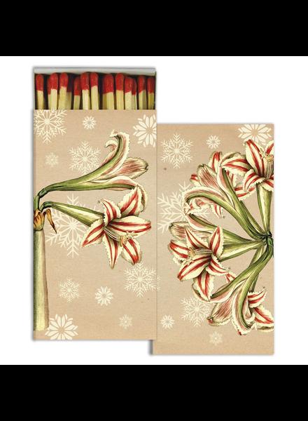 HomArt Amaryllis Snowflake - Matches Set of 3 Boxes
