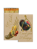 HomArt Give Thanks - Gold Foil - Matches Set of 3 Boxes
