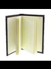 HomArt Royal Embossed Journal - Monogram - Brown