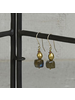 HomArt Maddox Forged Iron Jewelry Hinged Display - 9 - Black