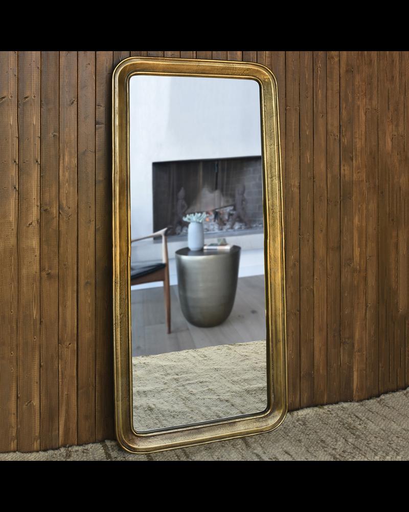 HomArt Adelaide Mirror, Brass