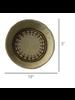 HomArt Kashmir Bowl, Paper Mache - Lrg, Assorted