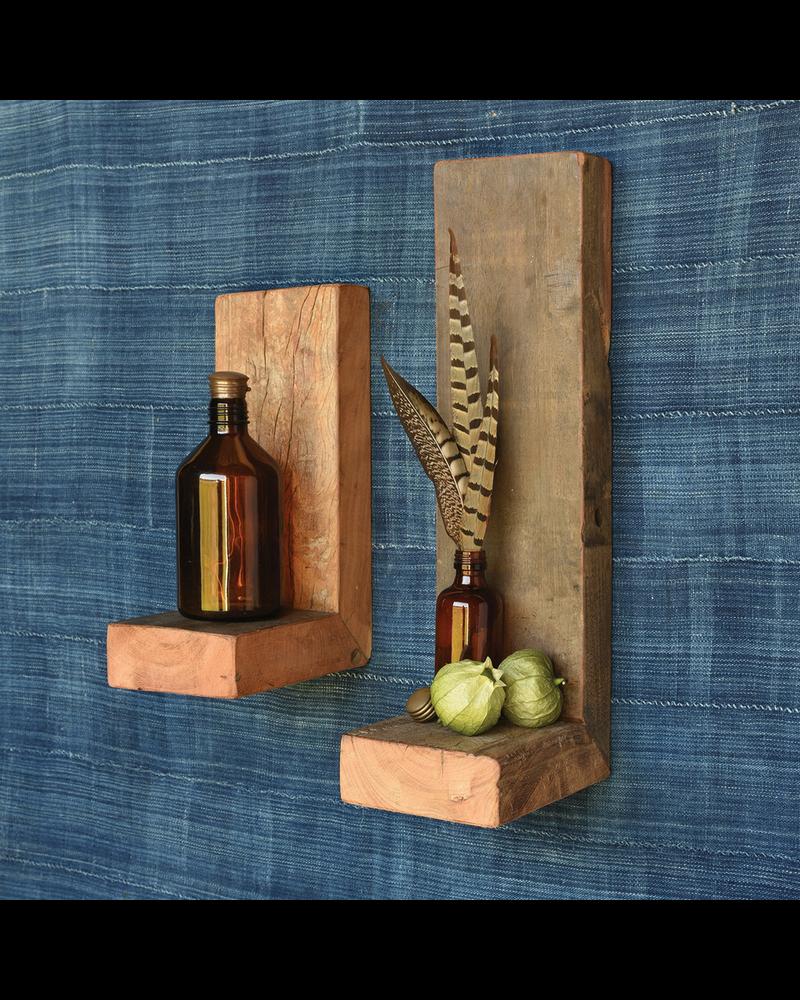 HomArt Ladera Shelf, Reclaimed Wood - Lrg