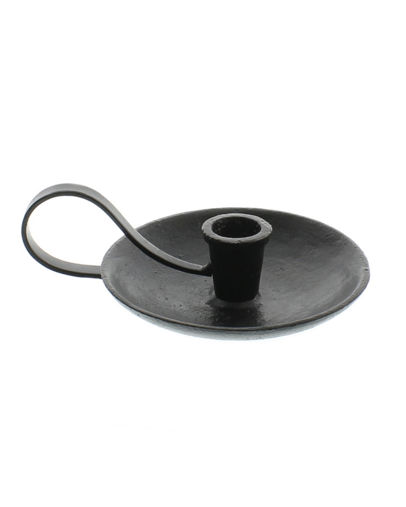 HomArt Diedrich Taper Holder - Cast Iron - Antique Black