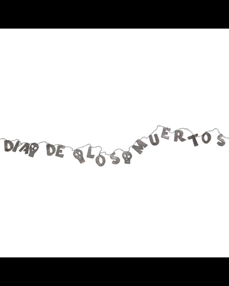 HomArt Banner - Dia De Los Muertos - Set of 2