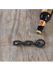 HomArt Black Chain Bottle Opener - Set of 2