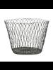 HomArt Medium Tulle Wire Basket