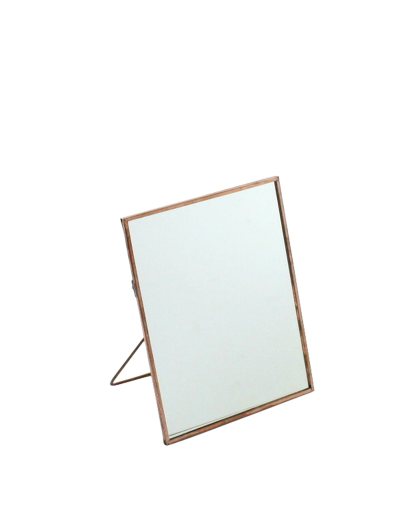 HomArt Cornell Easel Mirror 6x7.5 - Vertical - Copper