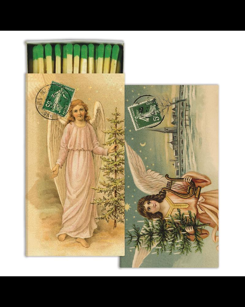 HomArt Matches - Christmas Angels - Set of 3