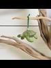HomArt Sea Turtle Ornament, Glass
