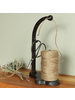 HomArt Jute Dispenser - Cast Iron - Antique Black