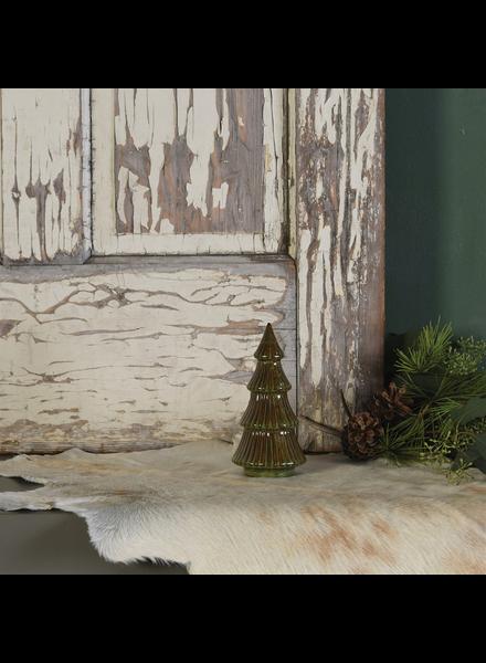 HomArt Tree Ceramic - Sm - Evergreen