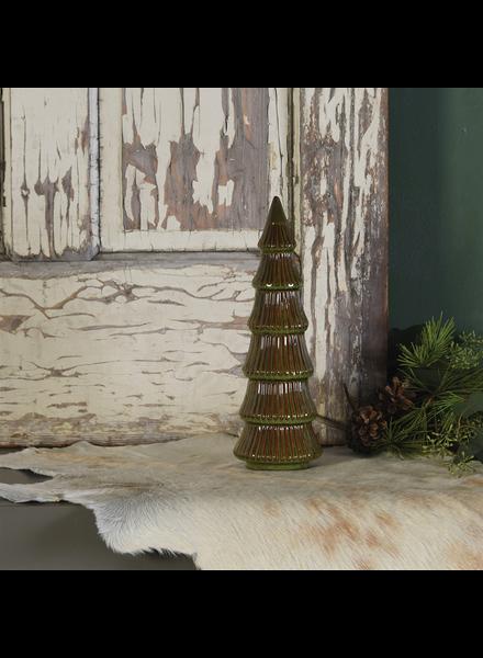 HomArt Tree Ceramic - Lrg - Evergreen