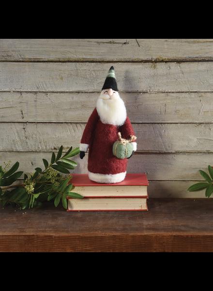 HomArt Felt Gifting Santa with Gift
