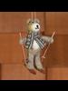 HomArt Felt Bear on Skis