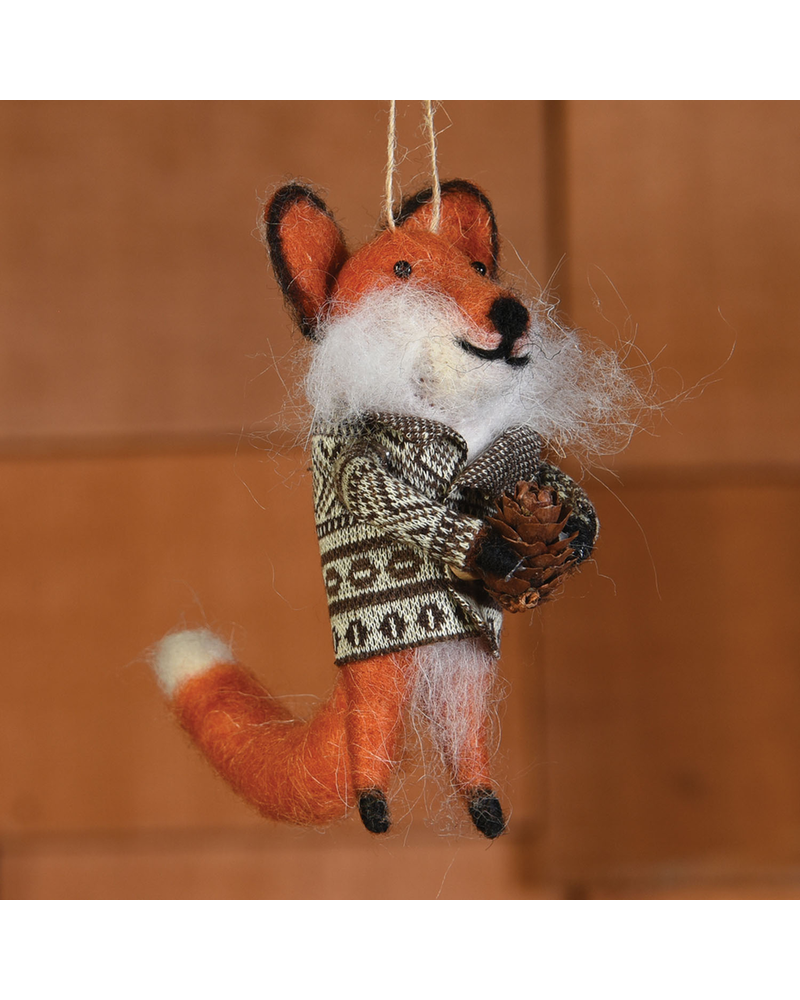 HomArt Felt Fox with Bundle