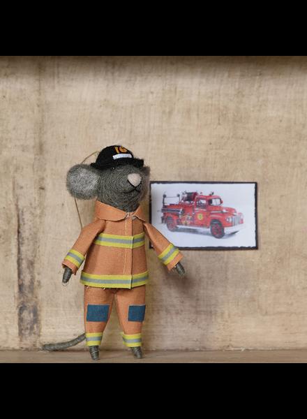 HomArt Fireman Mouse