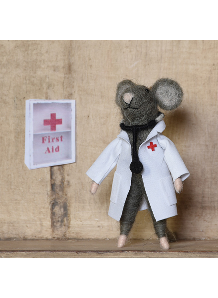 HomArt Doctor Mouse