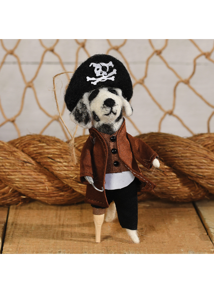 HomArt Dog Pirate Captain