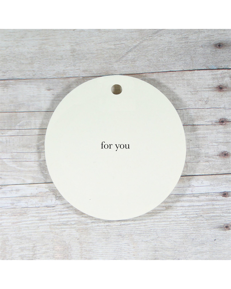 Away Laughing Paperworks For You Gift Tags