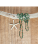 OraTen Fishing Line Necklace - Green & Black