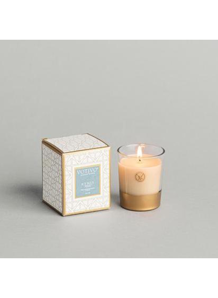 Icy Blue Pine Holiday Candle 2.1oz