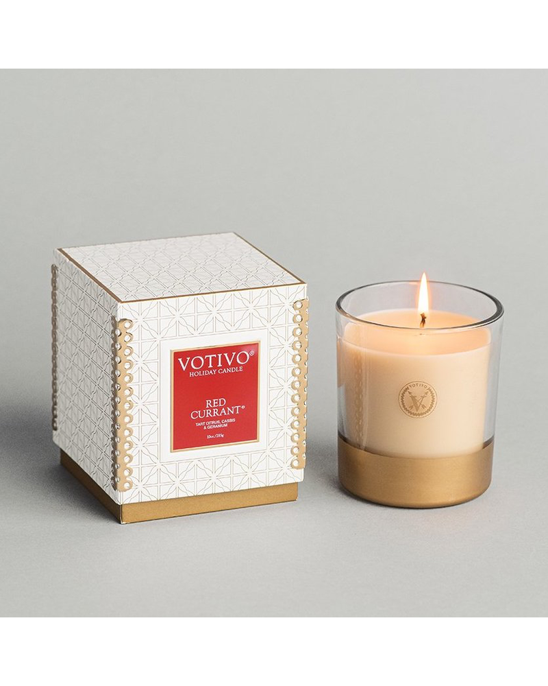 Red Currant Holiday Candle 10oz