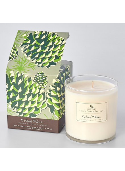 Roland Pine 9.5oz Soy Candle