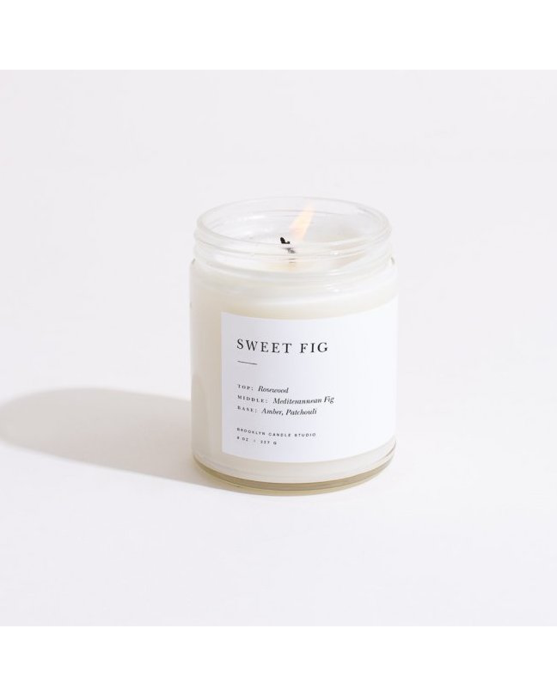 Brooklyn Candle Studio Sweet Fig Candle 8oz