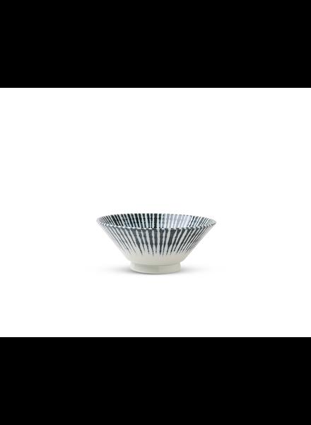Miya Company Tokusa Blue Ramen Bowl