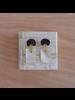 OraTen Portal Earring - Rectangle, Brass