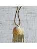 OraTen Rio Pendant - Arch, Brass, Mother of Pearl - Light