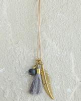 OraTen Charm Necklace - Desert