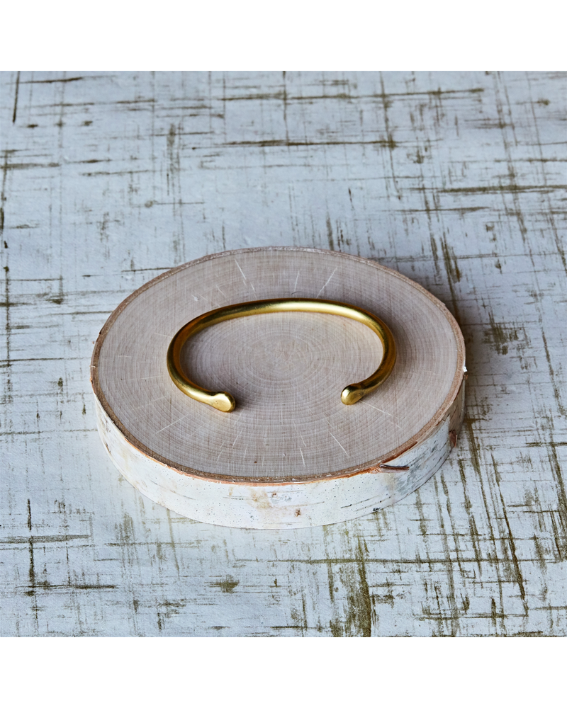 OraTen Basic Bracelet - Lrg, Brass