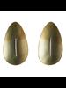 OraTen Ives Post Earring - Drop, Brass