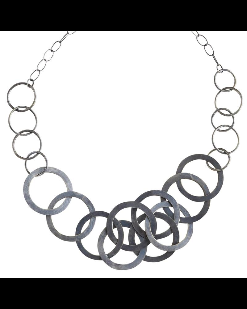 OraTen Moran Necklace, Silver