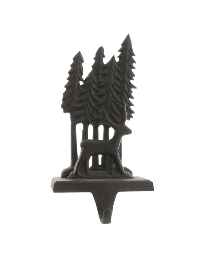 HomArt Woodland Deer Stocking Holder