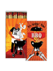 HomArt BBQ - Matches Set of 3 Boxes