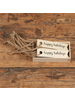 HomArt Happy Holidays Gift Wood Hangtag - Box of 12 - Set of 3 Boxes