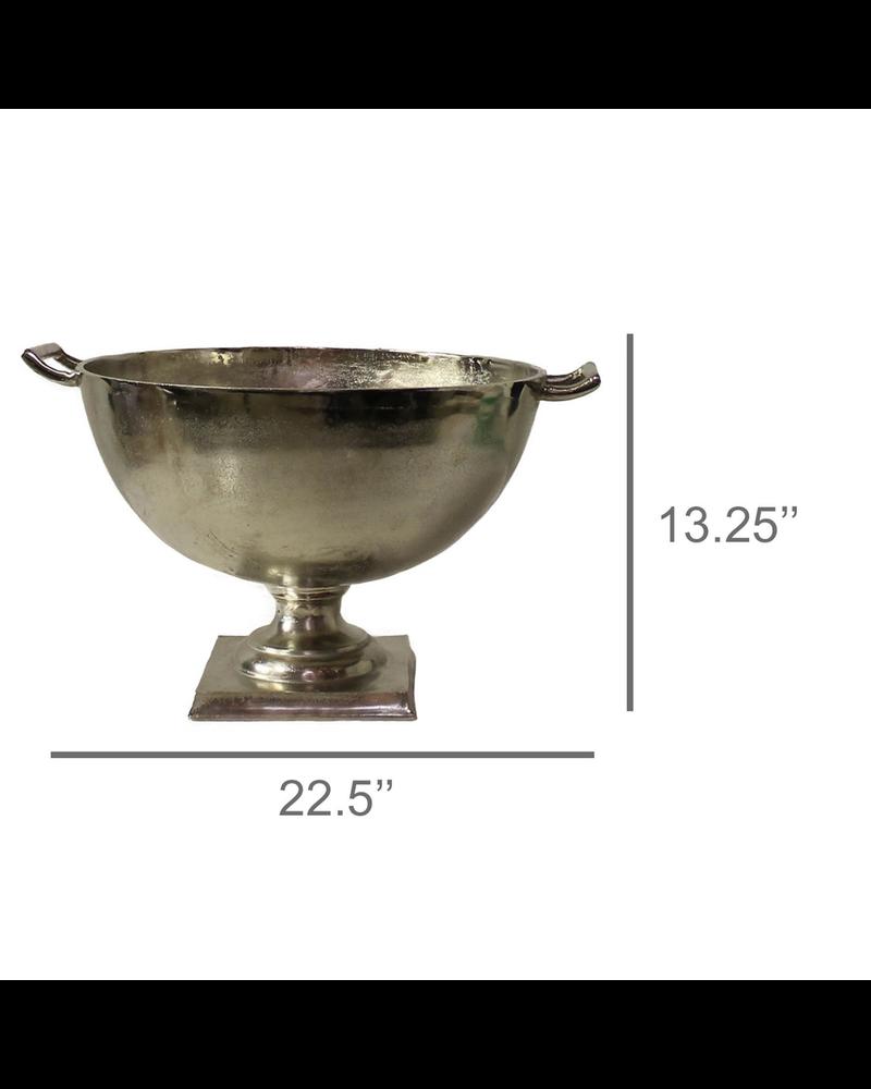 HomArt Pierson Urn, Nickel