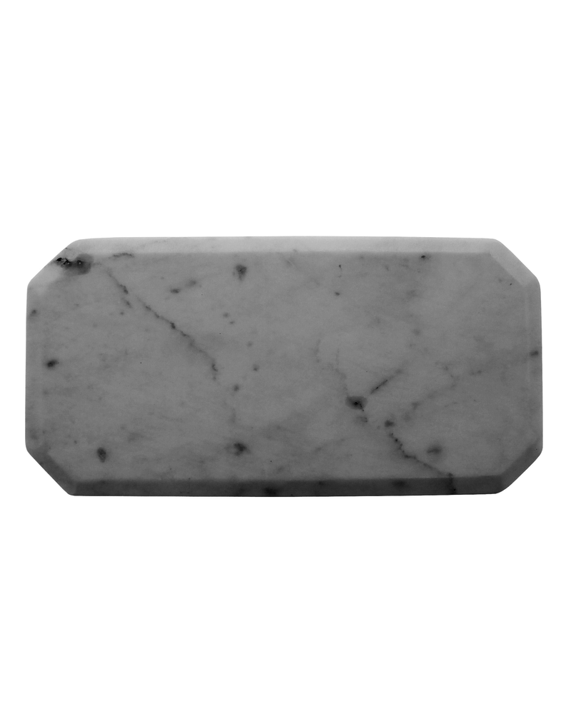 HomArt Mercer Cheese Board, Marble - Rectangle