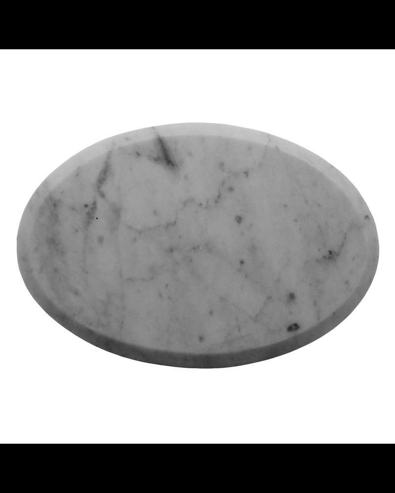 HomArt Mercer Cheese Board, Marble - Oval
